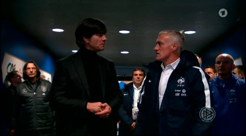Joachim Löw – France v Germany – pre-match show 14
