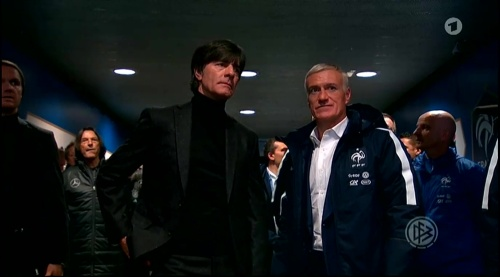 Joachim Löw – France v Germany – pre-match show 17