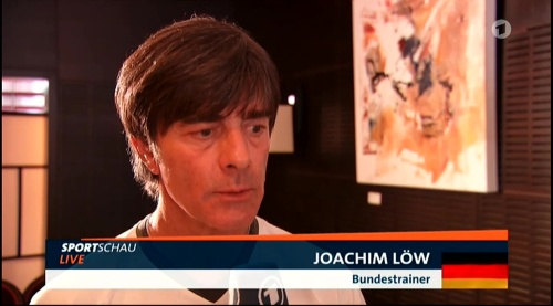 Joachim Löw – France v Germany – pre-match show 2