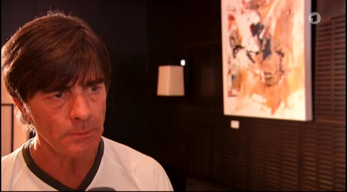 Joachim Löw – France v Germany – pre-match show 3