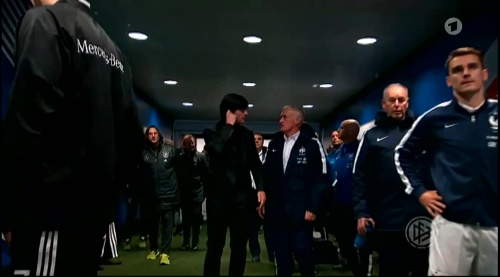 Joachim Löw – France v Germany – pre-match show 9
