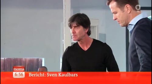 Joachim Löw – Morgenmagazin 3