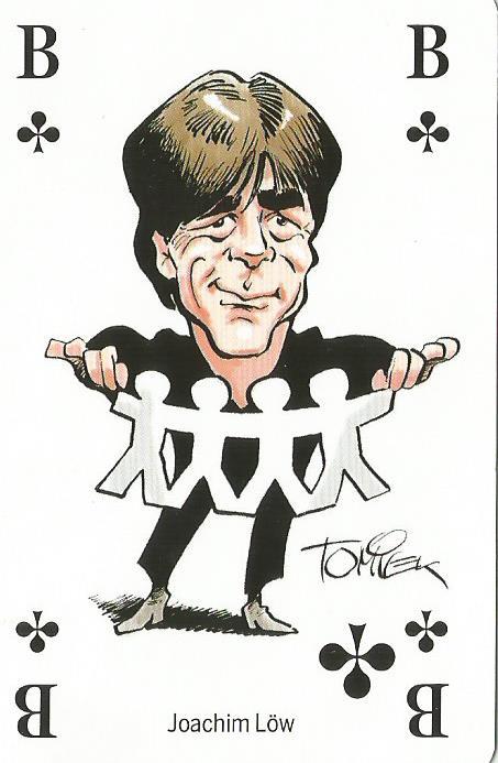 Joachim Löw – playing card