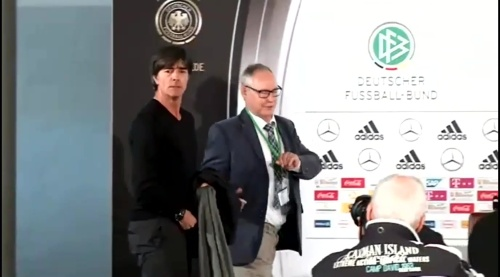 Joachim Löw – press conference – DEU-NED 2