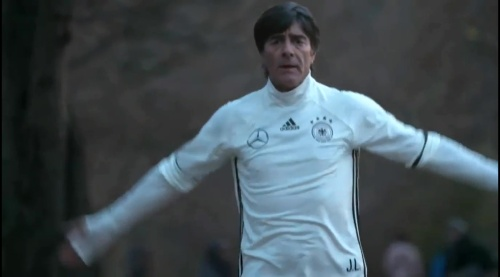 Joachim Löw – Tag Zwei in München 4