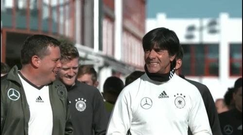 Joachim Löw – Training in München 2