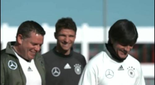 Joachim Löw – Training in München 3