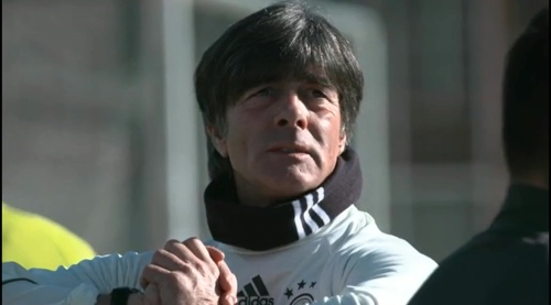 Joachim Löw – Training in München 4