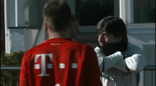Joachim Löw – Training in München 7