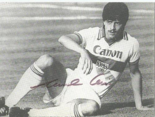 Joachim Löw – VfB Stuttgart signed photo
