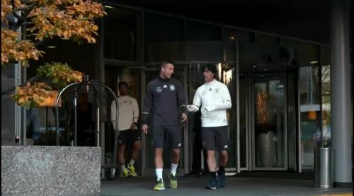 Joachim Löw & Lukas Podolski – Tag Zwei in München