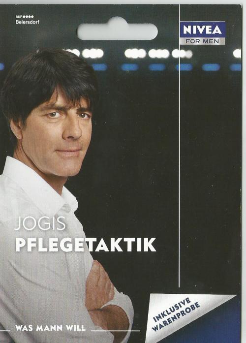 Joachim Löw - Nivea booklet 1