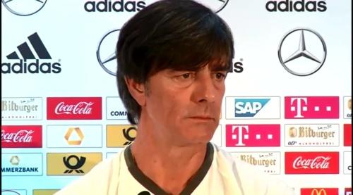 Joachim Löw - PK FRA-DEU 32