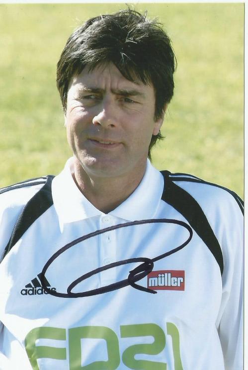 Joachim Löw signed photo 3