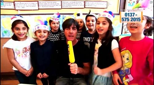 Joachim Löw - Wir helfen Kindern 2015 17