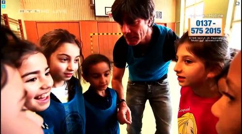 Joachim Löw - Wir helfen Kindern 2015 5