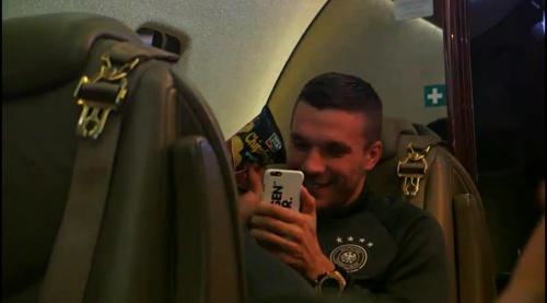 Lukas Podolski – Trikot Launch in Berlin 1