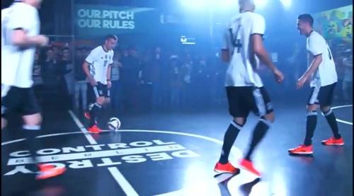 Lukas Podolski & Jonas Hector – Trikot Launch in Berlin 1