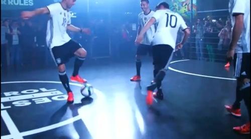 Lukas Podolski & Jonas Hector – Trikot Launch in Berlin 2