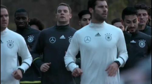 Manuel Neuer – Tag Zwei in München 2