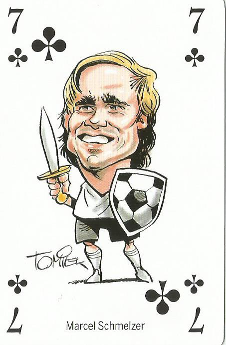 Marcel Schmelzer - playing card
