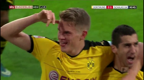 Matthias Ginter - BVB v S04 13