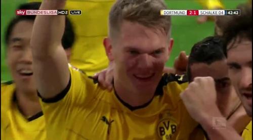 Matthias Ginter - BVB v S04 14