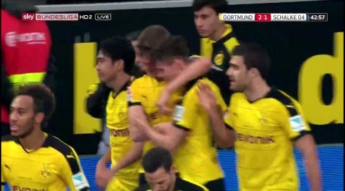 Matthias Ginter - BVB v S04 16