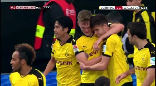 Matthias Ginter - BVB v S04 18