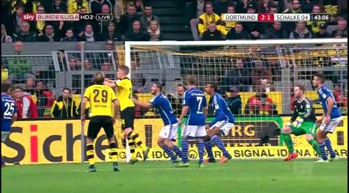 Matthias Ginter - BVB v S04 19