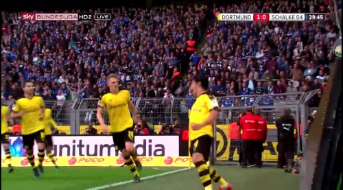 Matthias Ginter - BVB v S04 2