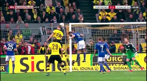 Matthias Ginter - BVB v S04 20