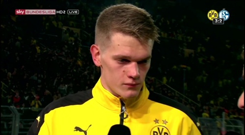Matthias Ginter - BVB v S04 38