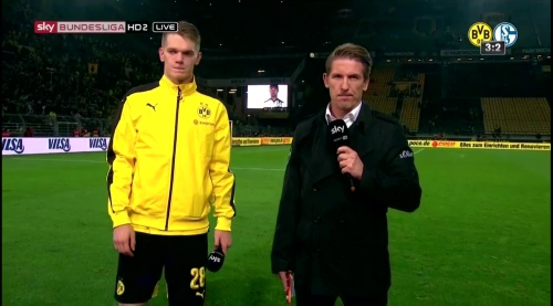 Matthias Ginter - BVB v S04 39