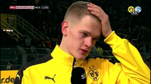 Matthias Ginter - BVB v S04 40