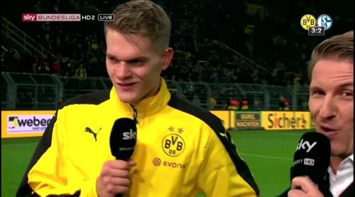 Matthias Ginter - BVB v S04 42
