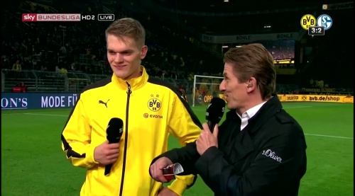 Matthias Ginter - BVB v S04 47