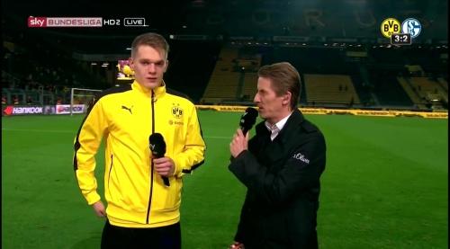 Matthias Ginter - BVB v S04 52