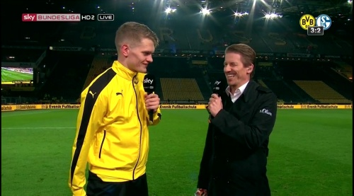 Matthias Ginter - BVB v S04 53
