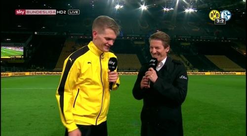 Matthias Ginter - BVB v S04 54