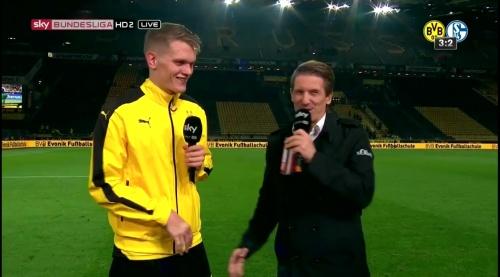 Matthias Ginter - BVB v S04 55