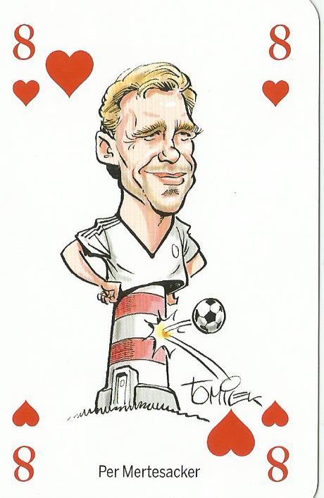 Per Mertesacker - playing card