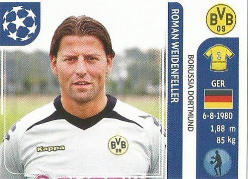 Roman Weidenfeller – Borussia Dortmund – CL 2011-12
