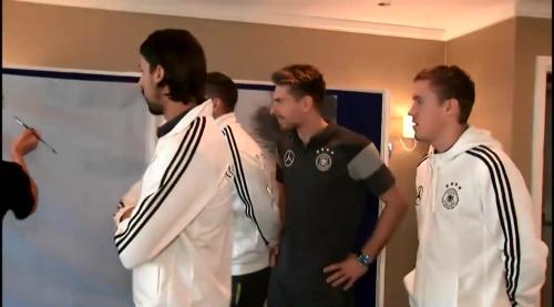 Ron-Robert Zieler & Max Kruse – Tag Zwei in München