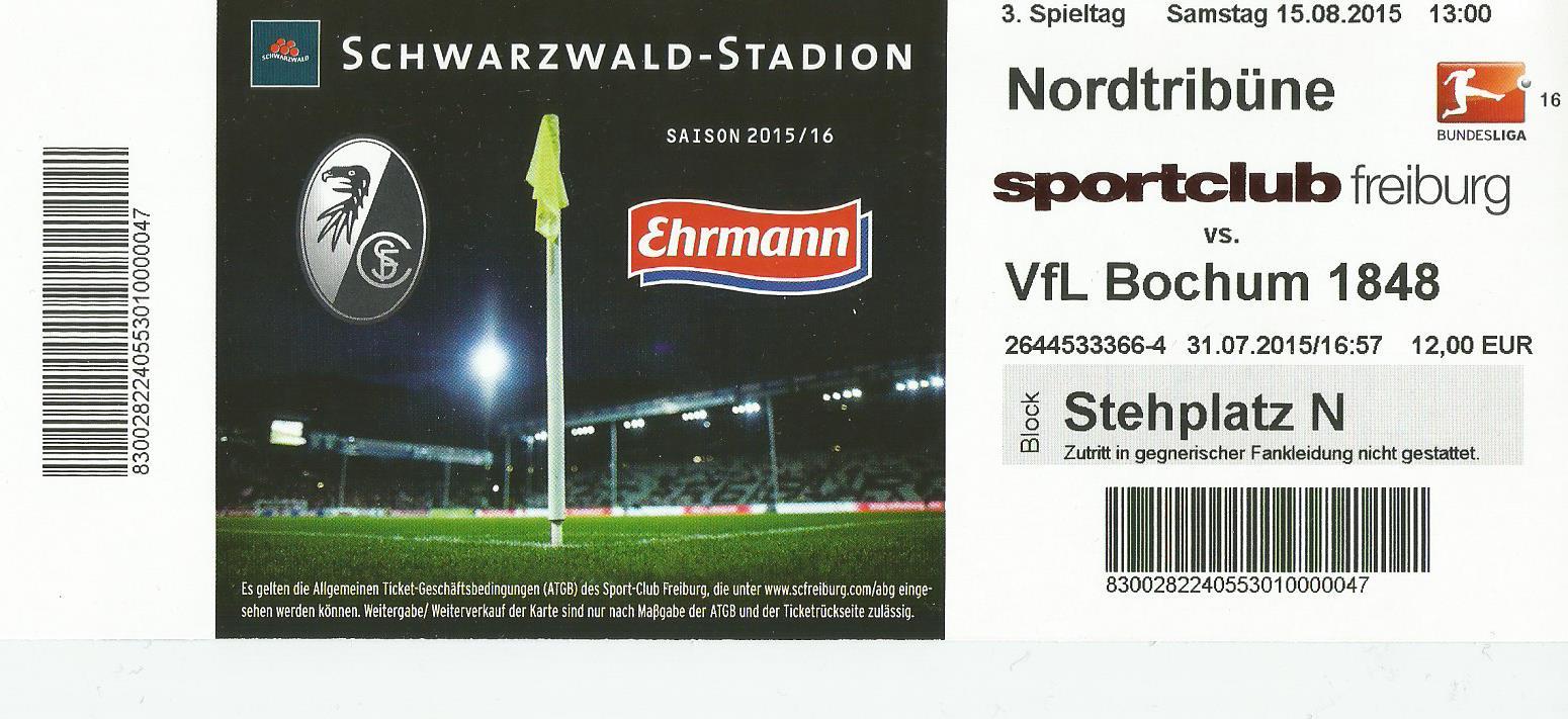 Sc Freiburg Karten.Ticket Collection Update 3 Löwland