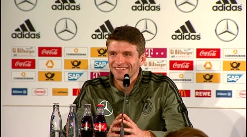 Thomas Müller – Press Conference 5