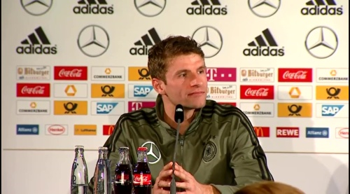 Thomas Müller – Press Conference 6
