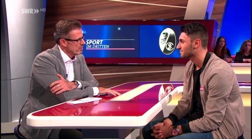 Vincenzo Grifo - Sport im Dritten 3