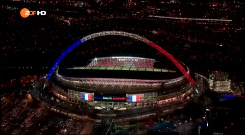 Wembely - French colours 2