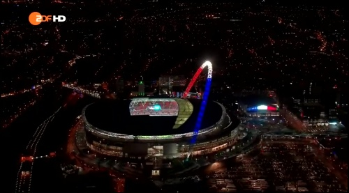Wembley – French colours 1